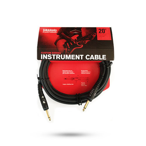CABLE INSTRUMENTO 6MT PW-G-20 D'ADDARIO GY5012